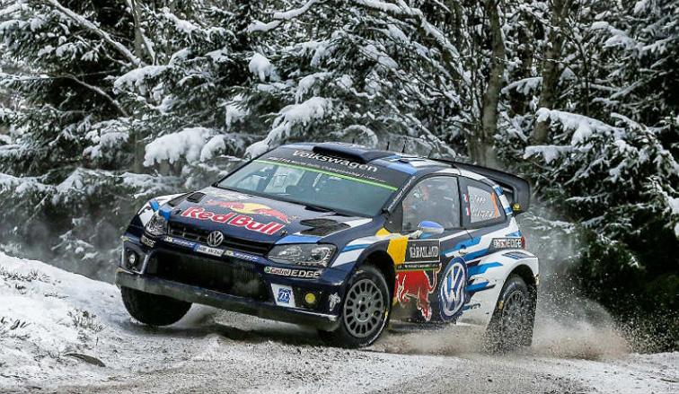 WRC: Ogier ganó el rally de Suecia