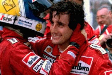 24 de febrero de 1955, nacía Alain Prost