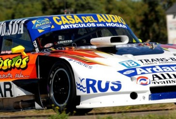 TCP: Agrelo el más rápido en la 2ª serie y  Ruggiero en la 1ª