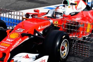 Fórmula 1: Vettel pulveriza los tiempos en las pruebas de Barcelona