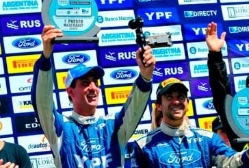 Rally Argentino: Villagra se quedó con la primera fecha