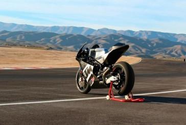 Moto 2: KTM y WP desarrollan un prototipo para la categoría