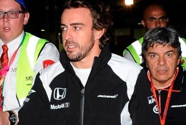 Fórmula 1: Alonso no pasa el examen de la FIA, no correrá en Bahréin
