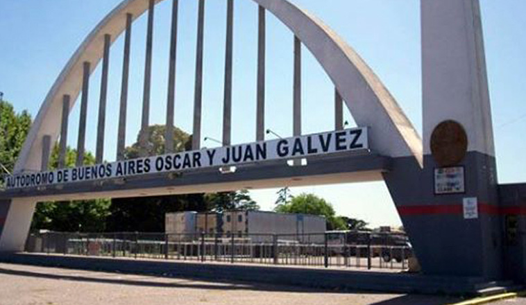 9 de Marzo de 1952, se inauguraba el autódromo de Buenos Aires