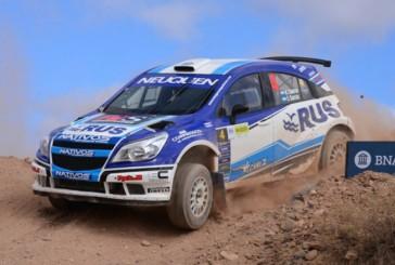 Rally Argentino: Alejandro Cancio y el festejo soñado en su tierra