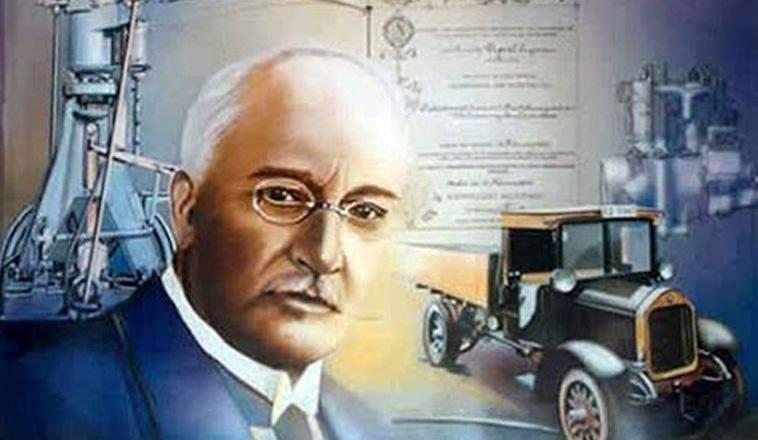 18 de Marzo de 1858, nacía Rudolf Christian Karl Diesel