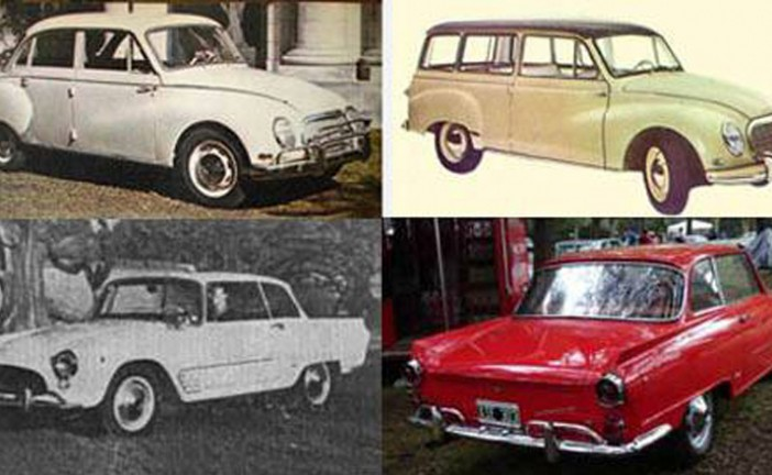 "22 de Marzo de 1960, comenzaba la historia del popular ""Deka"" (DKW)"