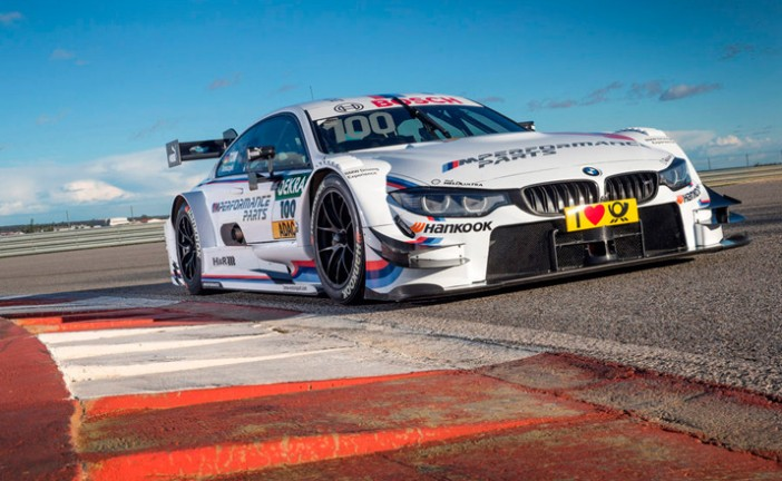DTM: BMW presentó el equipo para 2016