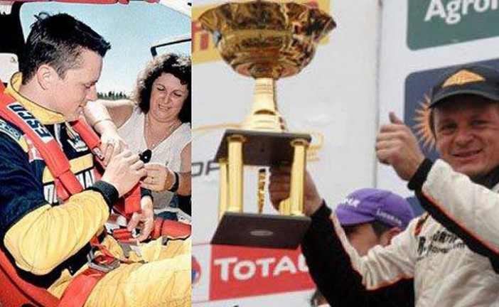 29 de Marzo de 1997, Adrián Hang volvía a su pasión, el automovilismo