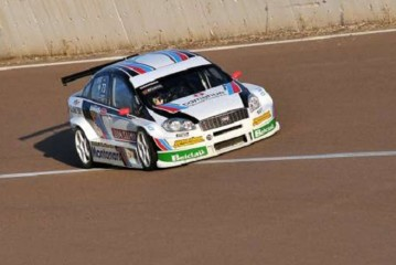 TC2000: Herrera se quedó con el primer entrenamiento y Cáceres con el segundo