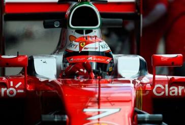 Fórmula 1: Kimi Räikkönen, el hombre del día en los test de Barcelona