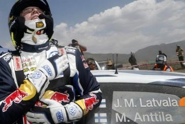WRC: Latvala dominó el Rally de México
