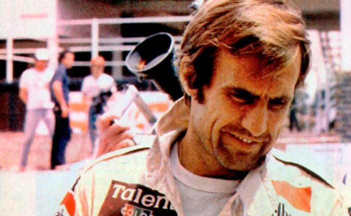 """21 de Marzo de 1982, el """"Lole"""" Reutemann se despedía de la Fórmula 1"""