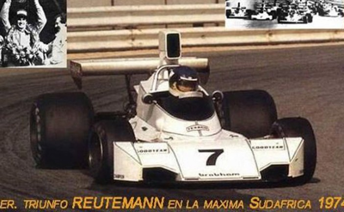 30 de Marzo de 1974, primer triunfo de Lole Reutemann en Fórmula 1