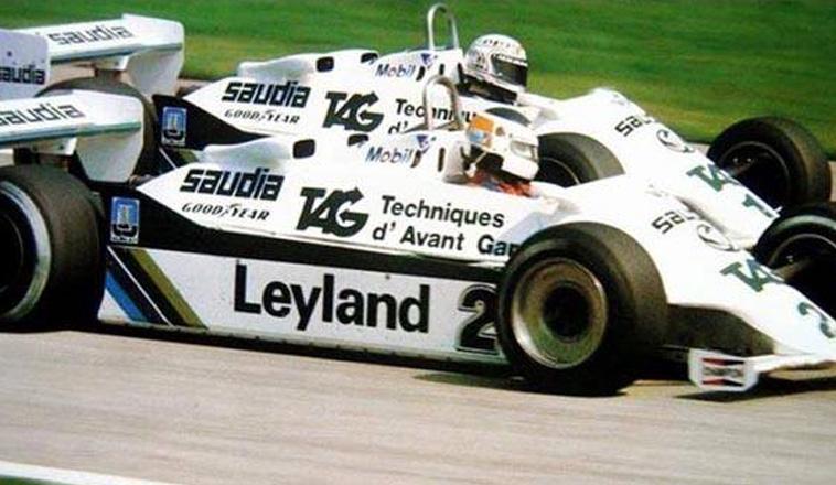 15 de Marzo de 1981,  la Fórmula 1 llegaba a Long Beach