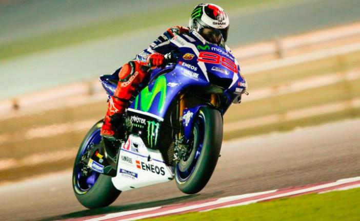 Moto GP: Lorenzo vuelve a lo más alto en Qatar