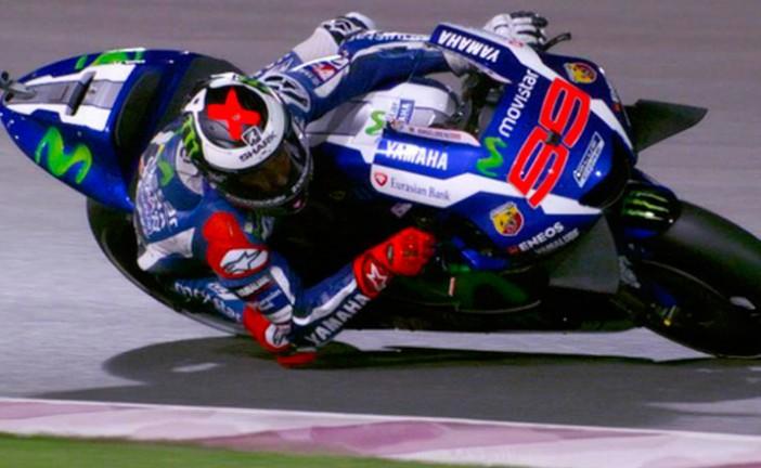 MotoGP: Lorenzo se impone en el primer entrenamiento