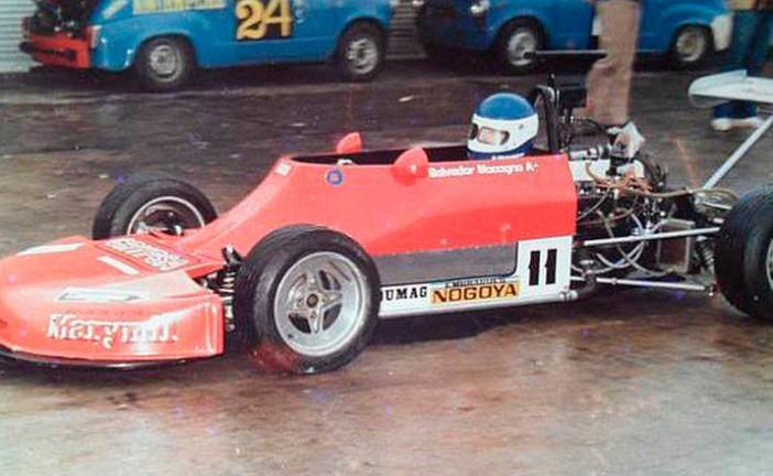 01/03/2014, fallecía Salvador Enrique Macagno, ex piloto de fórmula 4