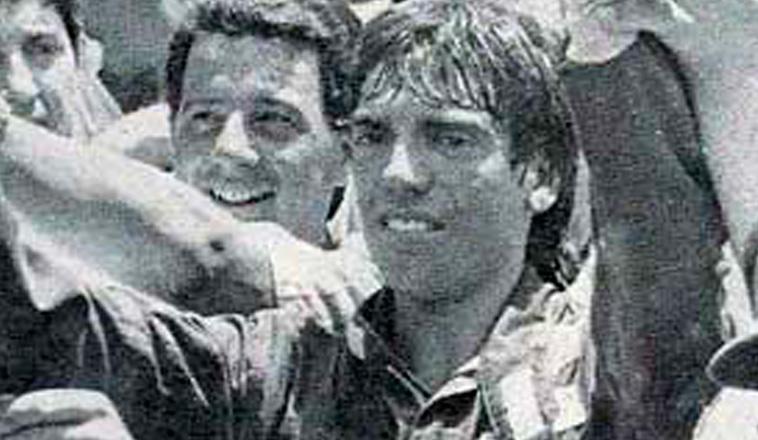 15/03/1995, Silvio Oltra fallecía en un accidente junto a Carlos Menem Jr.