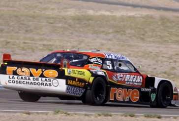 TCP: Federico Pérez logró la pole con su Dodge