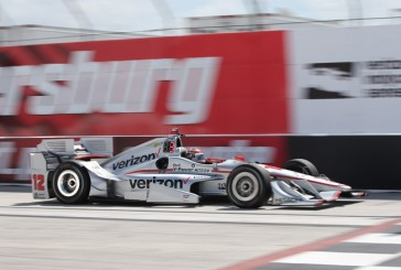 Indy Car: La primer pole position fue para Power
