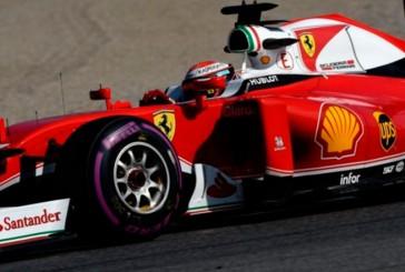 Fórmula 1: Raikkonen pulveriza los tiempos con el ultrablando