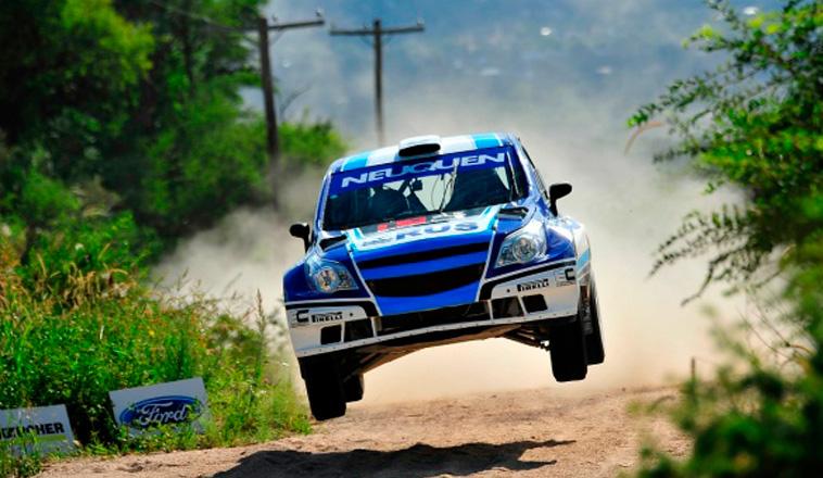 Rally Argentino: Comenzó la actividad en la Patagonia