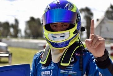 TRV6: Rodríguez el más rápido en Paraná