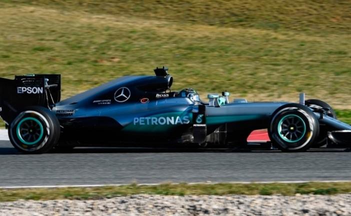 Fórmula 1: Rosberg lideró en la mañana catalana