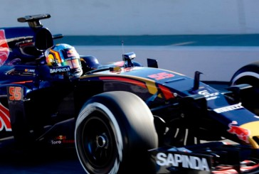 Fórmula 1: Sainz sorprende en el test matinal del día 8