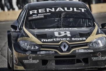 STC2000: Spataro marcó el ritmo en la 1º Serie,  Merlo ganó la 2º serie por exclusión de Pernía
