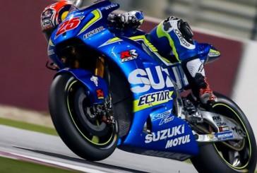 Moto GP: Viñales se pone al frente de los tiempos en Qatar