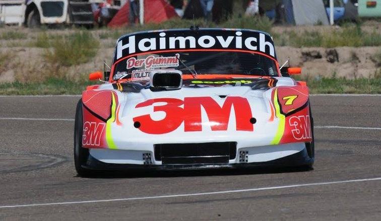 TC: Ardusso se quedó con la 1ª serie, Canapino con la 2ª y Werner con la 3ª