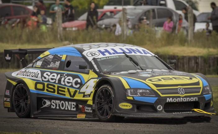 TR Series: Un Billeres contundente se quedó con la pole position