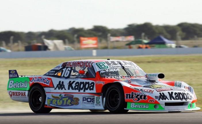 TCP: Bruno le arrebató la pole position a Cotignola
