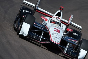 Indy Car: Castroneves hizo la «pole» en Phoenix