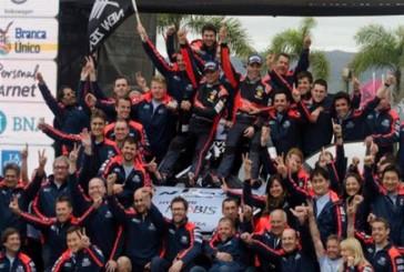 WRC: Ciabattari también festejó