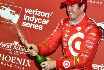 Indy Car: Dixon gana el Gran Premio de Phoenix