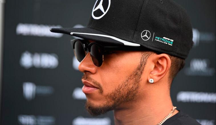Fórmula 1: Sanción de cinco posiciones para Hamilton en China
