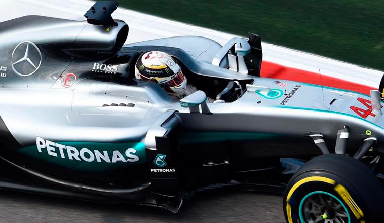 Fórmula 1: Hamilton lideró los Libres2 en Sochi