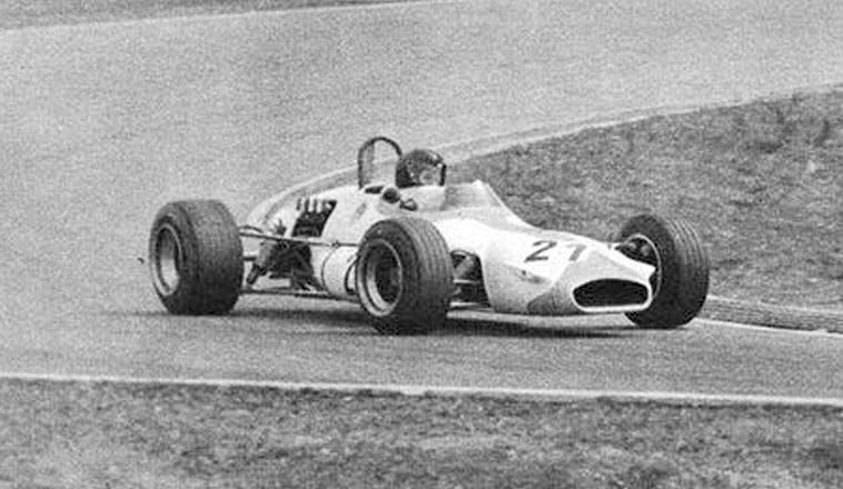 12 de abril de 1970, en el día de su cumpleaños, debutaba Lole Reutemann en F2