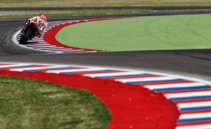MotoGP: Márquez domina con autoridad la FP3