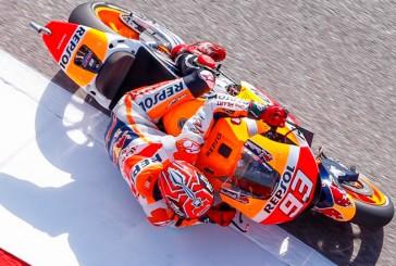 MotoGP: Márquez domina la FP1