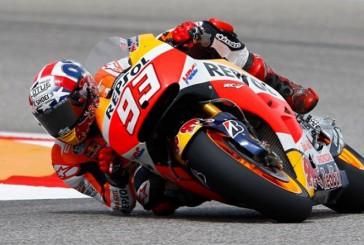 MotoGP: Márquez sigue dominando en Austin