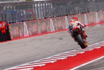 MotoGP: Márquez vuelve a dominar en la FP3