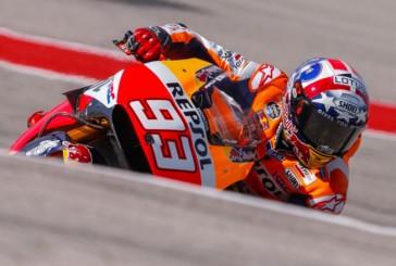MotoGP: Márquez no dejó dudas en Austin y se llevó la victoria