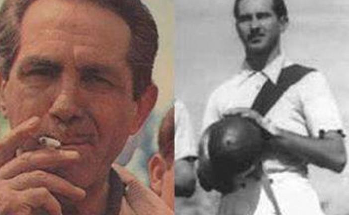 "27/04/1973, fallecía Carlos ""Charly"" Menditeguy"