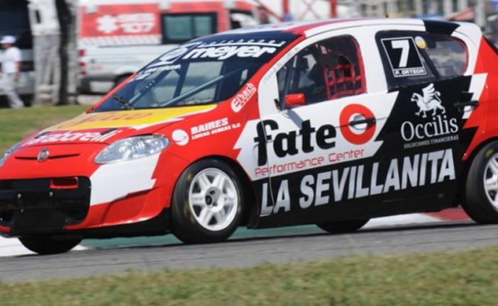 TN C2: Ortega logró la pole del viernes
