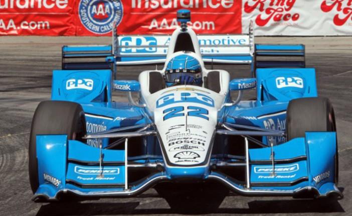 Indy Car: Pagenaud ganó por primera vez en Long Beach