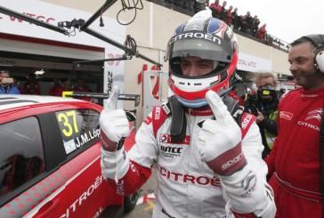 WTCC: «Pechito» López ganó de punta a punta la segunda carrera